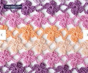 crochet flowers 2067